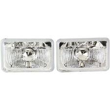 Headlight For 81-86 Chevrolet C10 Pair Driver and Passenger Side
