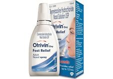 New OTRIVIN OXY Fast Relif Adult Nasal Spray 10 ml Buy 2 Get 1 Free 2019 Expiry