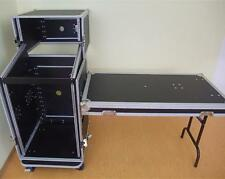 5/16U DJ Flight Case con Tavol,o All-In-One-Rack, Flightcase Speciale combo case