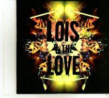 (DP460) Lois & The Love, Rabbit Hole / Dark Serenade - 2012 DJ CD