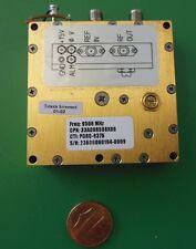 Herley CTI phase locked PDRO oscillator 9506 MHz, 9.506 GHz, tested