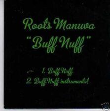 (916I) Roots Manuva, Buff Nuff - DJ CD