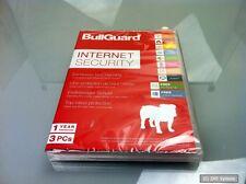 BullGuard Internet Security 1 Jahr für 3 Benutzer NL/FR/DE/UK + 5GB Cloud Backup