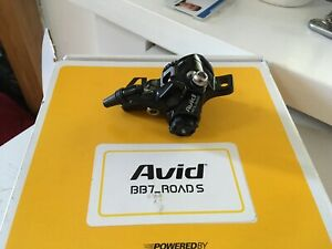 Avid BB7_s Caliper Road (single Caliper) Black