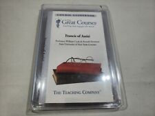 Francis of Assisi - The Great Courses Course Guidebook The Teaching Company