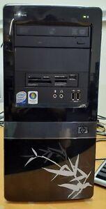 HP DX2810MT Core 2 Quad Q8300| 500 GB| 4GB RAM| Windows 10 Home 64-Bit
