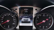 Speedo Instrument Panel Dashboard Trim Frame For Mercedes Benz 2015-2017 W205