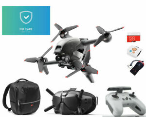 DJI FPV Combo Expert Bundle includes BackPack and Care Refresh