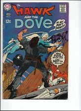 Hawk and the Dove # 3 - VG- 3.5 - 1969 Bottom Staple Detached