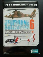 F-toys 1/144 Heliborne Collection 6 - 1C Kawasaki Oh-1 Model Helicopter
