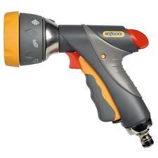 Hozelock Premium Mutli Spray Pro Hose Gun, Lockable Trigger w/ 7 spray Patterns