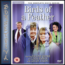 BIRDS OF A FEATHER - COMPLETE SERIES 9 - **BRAND NEW DVD **
