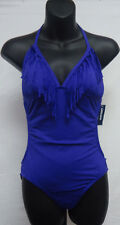 Old Navy~Fringe~Purple~Cut Out Sides~Monokini~S/P~MSR $33~NWT