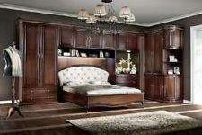 Bed Bedroom Royal Bedroom + Cupboard Wardrobe New Verona IV