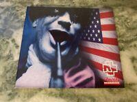 Rammstein Amerika (Enhanced) (Limited Edition) [IMPORT] (Sep-2004, Universal) CD