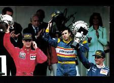 Olivier Panis Original Signiert Formel 1 +G 18431