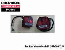 GM 23296003 & GM 84050790, Tail Lamps (OEM Take Off Part)