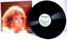 BARBARA DICKSON-GOLD-VINYL-Elaine Paige-I Know him So well- Chess- Evita-EX/EX