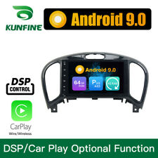 Android 9.0 Octa Core Car Dvd Gps Player Stereo Navigation for Nissan Juke 04-16