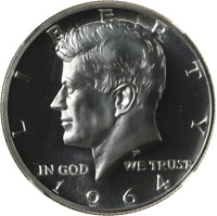 1964-P Kennedy Half Dollar Proof NGC PF67* Superb Eye Appeal STOCK