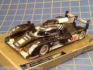 Le Mans Miniature Audi R18 #1 LeMans 2011 Slot Car 1/32 132061-1M
