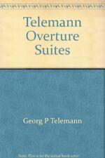 Telemann Overture Suites-