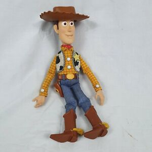 Thinkway Disney Toy Story Sheriff Woody Large Talking Doll Figure Pull String