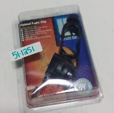 UNDERWATER KINETICS SLOTTED HELMET LIGHT CLIP 14804 NEW *kjs*