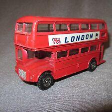 608D M Persaud Bus AEC Double Decker London