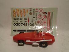 Original Ac Gilbert Auto-Rama 1/32 Offy Special Slot Car Mint W/Decal Sheet