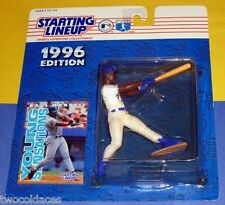 1996 RAUL MONDESI Los Angeles L.A. Dodgers LA - low s/h - Starting Lineup