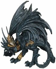 8.25 Inch Dragon Statue Figurine Figure Fantasy Myth Collectible Magic