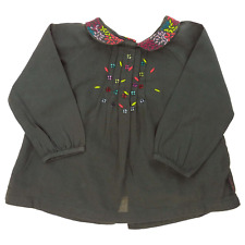 DPAM blouse  fille taille 6 mois