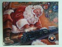 Lionel 2003 Train Catalog Volume 2 Christmas Santa Claus Cover
