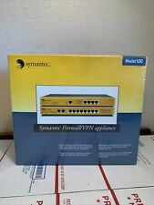 Symantec Firewall VPN Appliance
