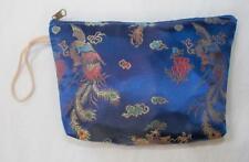 Fair Trade Wash Bag Make Up Bag Hand Made Oriental Style Boho Travel Designer
