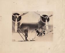 ROYAL NETHERLANDS NAVY ~ DORNIER D 24 FLYING BOAT~ c. - 1935