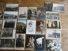 31 AK,Postkarten,Motiv Militär,Feldpost,Soldaten,WWI,Konvolut,Lot,old Postcard