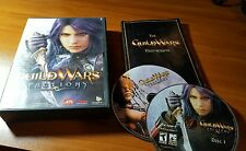 Guild Wars: Fraktionen (PC, 2006) komplett mit beiden Discs