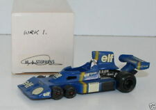WESTERN MODELS SIGNED 1st VERSION - 1/43 SCALE WRK1 ELF TYRRELL 6 WHEEL PROTO