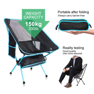 New Ultralight Folding Super Hard High Load Outdoor Portable Fishing Tool Chair