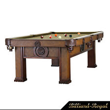 9 ft. Profi Pool Billardtisch Billiardtisch Billard Modell Orient Billard-Royal
