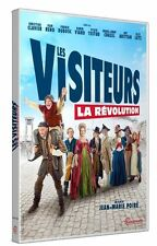 """dvd neuf """"Les VISITEURS""""  La Révolution  avec Jean Reno , Christian Clavier"""