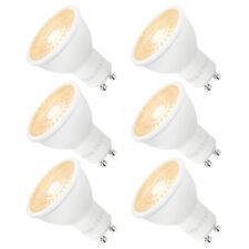 Lamparas Bombillas de LED Casquillo GU10 Regulables 7W Focos Brillo Alto 650Lm
