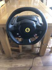 Thrustmaster Ferrari 458 Italia Racing Wheel Xbox 360 & PC