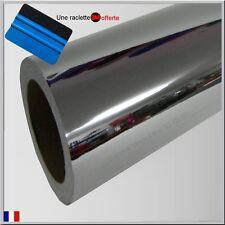 film vinyle chrome thermoformable sticker adhésif covering 152cm x 10cm