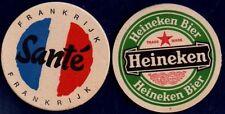 HEINEKEN -  BEERCOASTER FROM THE NETHERLANDS OK17009