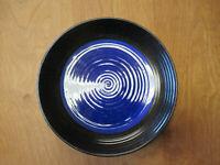 """Sakura Port of Call TIDE BLUE Dinner Plate 10 7/8"""" 1 ea"""