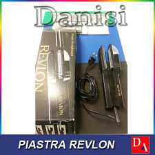 Piastra professionale di alta qualità Revlon Type C5 ref 9207 STEAM STRAIGHTENER