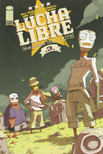 Lucha Libre No 3: The Tikitis by B. Tanquerelle, F.M. Gobi (Comic, 2007)